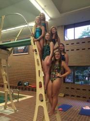 Chelsea Dive team