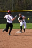 Alise Hale covers second to get a Dreadnaught out