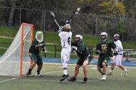 Mikal Nelson gets air and a goal